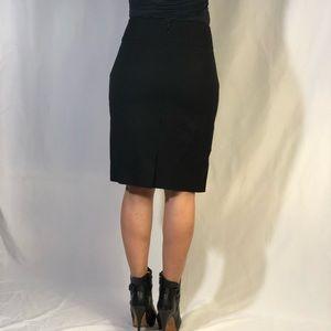 Suit skirt